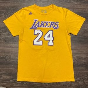 2000's Los Angeles Lakers Kobe Bryant Tee Shirt